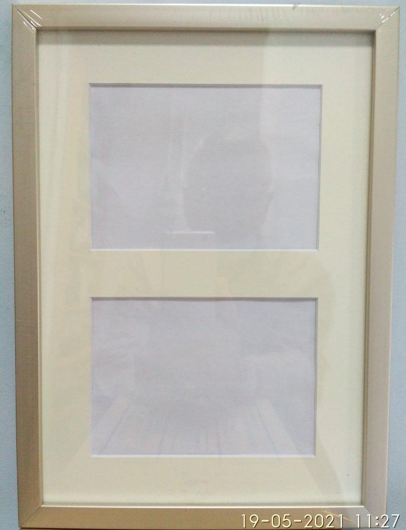 frame Excellent Amber (silver) 21*30-10*15-2