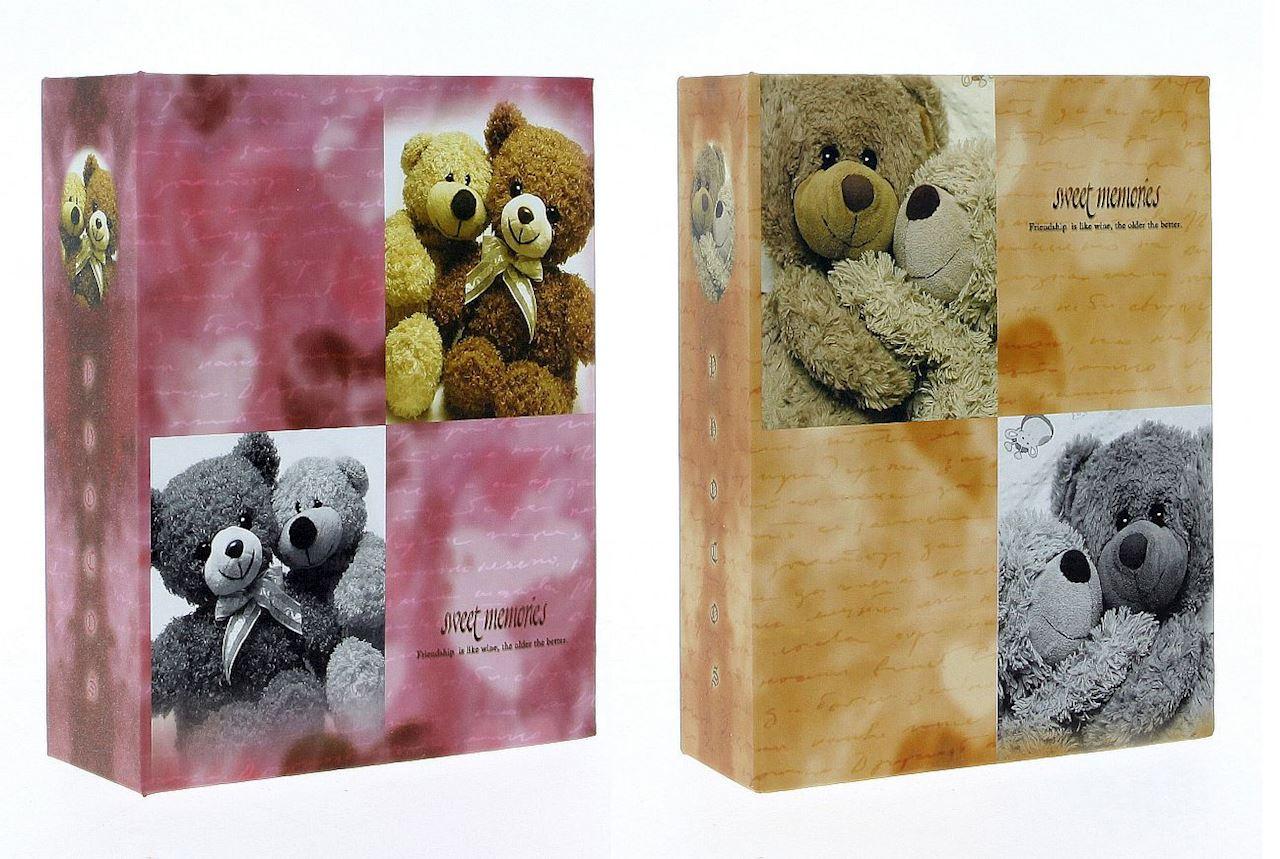 Фотоальбом 10x15/100 MM46100 SWEET BEAR